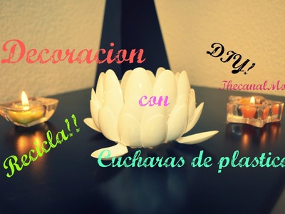 Decoración.Recicla.DIY.Mon ♥