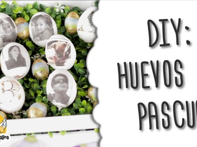 DIY Huevos de pascua | DIY Easter eggs | Mamá Gallina