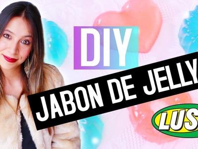 DIY: Jelly soaps! Inspirados en Lush