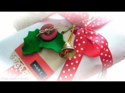DN10 Cómo envolver regalos y hacer etiquetas