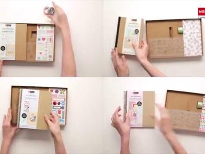 Iníciate al scrapbooking - DIY collection - MIQUELRIUS