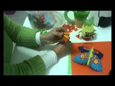 Mariposa origami 3D 1ª parte_xvid