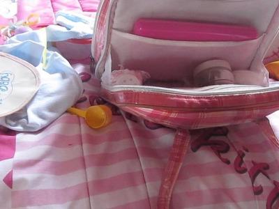 Que debes de llevar cuando sales con tú Bebe Reborn!!!