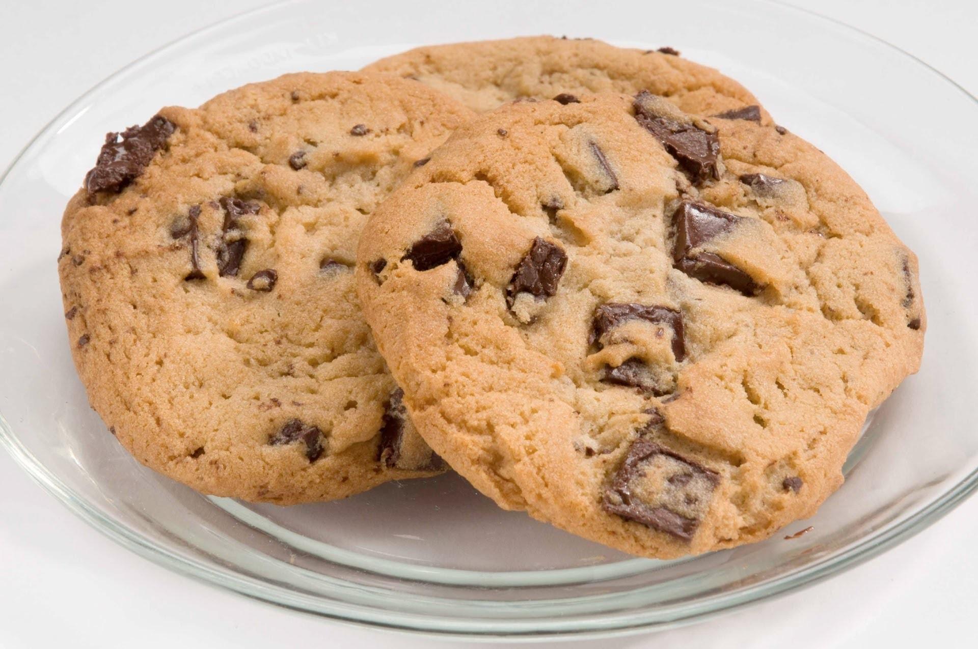 Chocolate Chip Cookies las autenticas receta