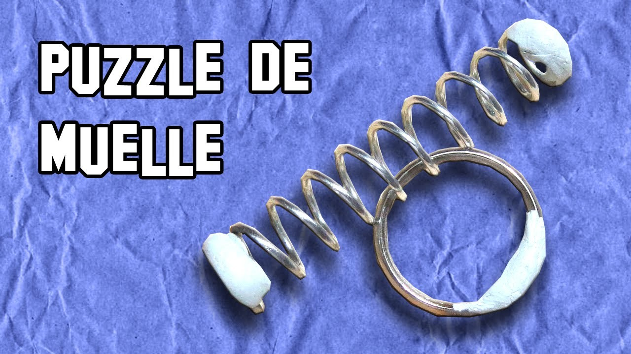 Como Hacer el Puzzle del Muelle |  How to Make Dock Puzzle