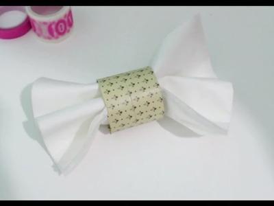 Cómo hacer un servilletero | facilisimo.com