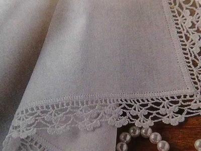 Como tejer orillas a crochet 2