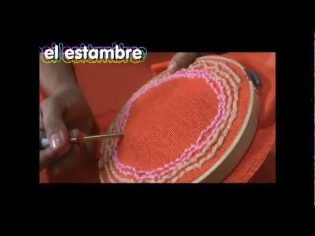 Como utilizar aguja tapetera 1.3