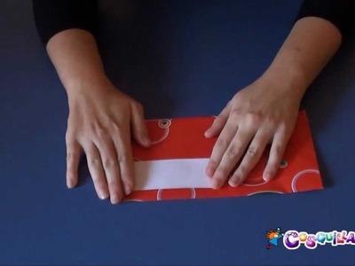 DIY Manualidad: Sobre para tu carta o invitación