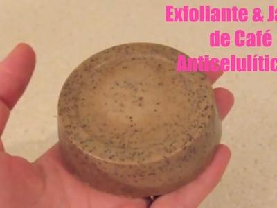 Exfoliante & Jabón de Café Anticelulítico !!