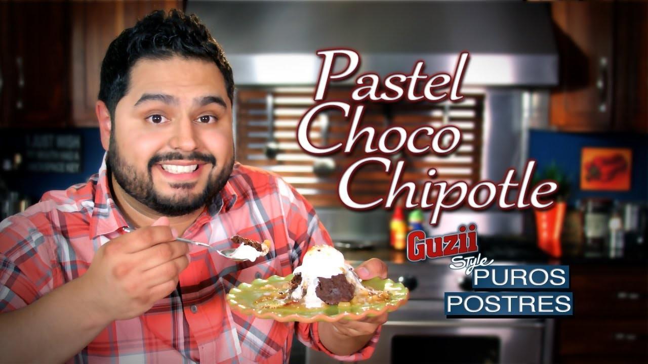 Guzii Style - Pastel Choco Chipotle