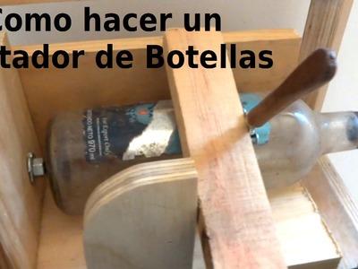 Como hacer una Herramienta para Cortar Botellas