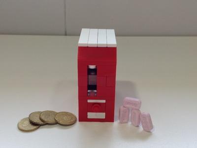 Lego máquina de caramelos #1