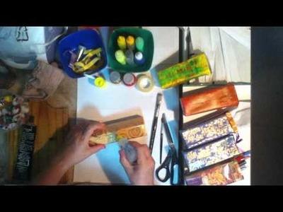 Manualidades: cómo hacer cajas multiusos con envases descartables