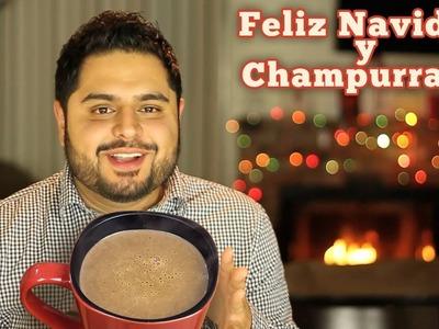 ¡Muchas Gracias! Feliz Navidad y Champurrado - El Guzii