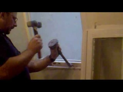 Cambio de ventanas viejas sin obra