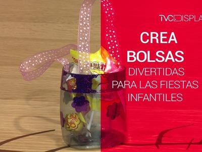 Cómo hacer bolsas para fiestas infantiles (TD)