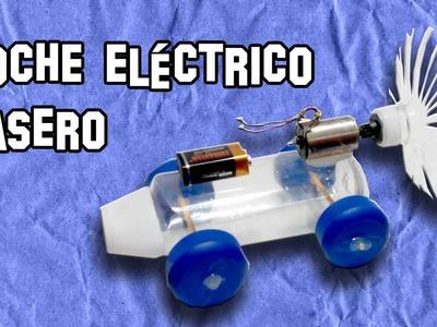 Como Hacer un Coche Eléctrico Casero | How to Make a Homemade Electric Car