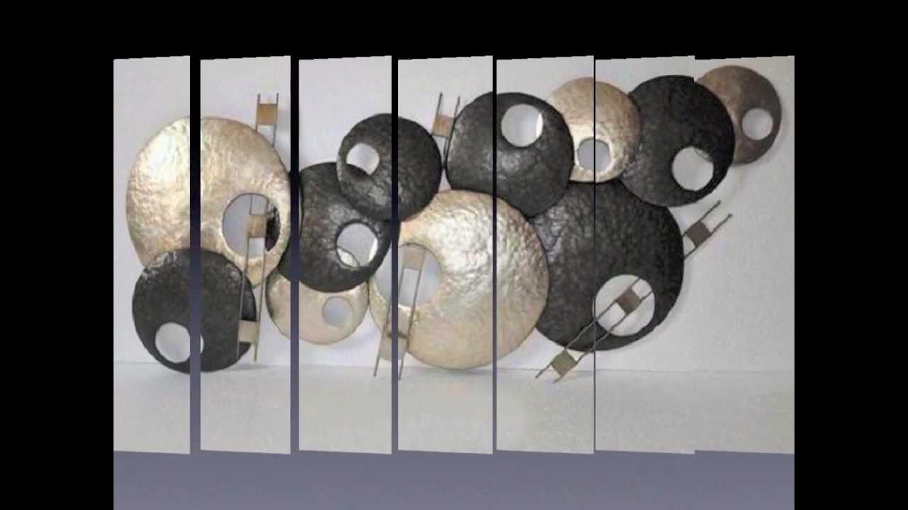 Cuadros y decoración de metal - Goyart.com