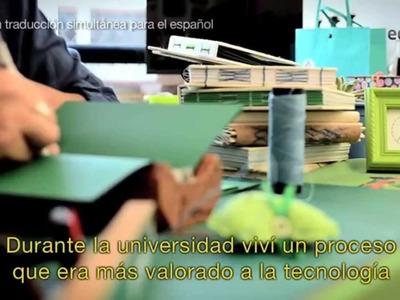 Curso online de Encuadernación manual artística con patrones creativos | eduK.com.mx