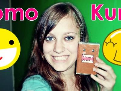 DIY Como Hacer un llavero de Domo Kun y reciclar un casette, mArtesanias, facil y rapido