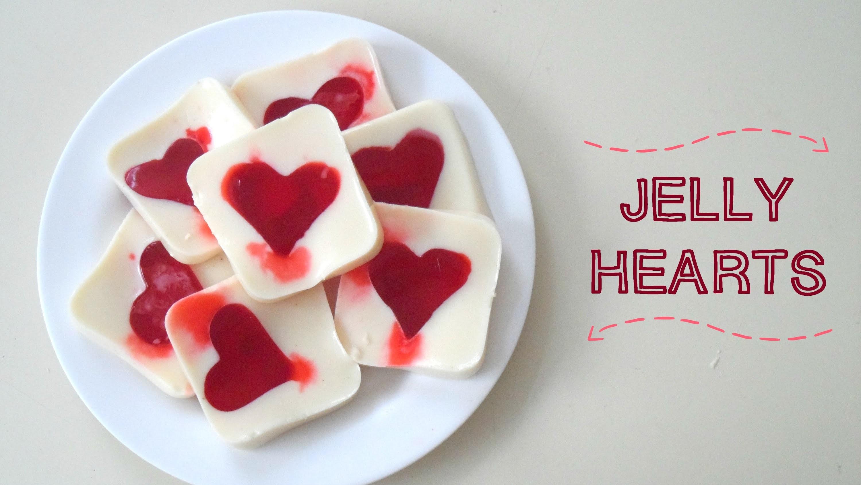 IDEA #1 Jelly Hearts ♥