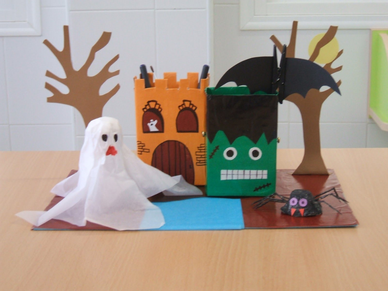 Ideas creativas - Manualidades para Halloween