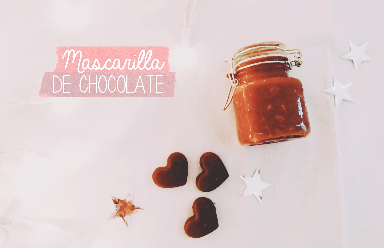 MASCARILLA DE CHOCOLATE