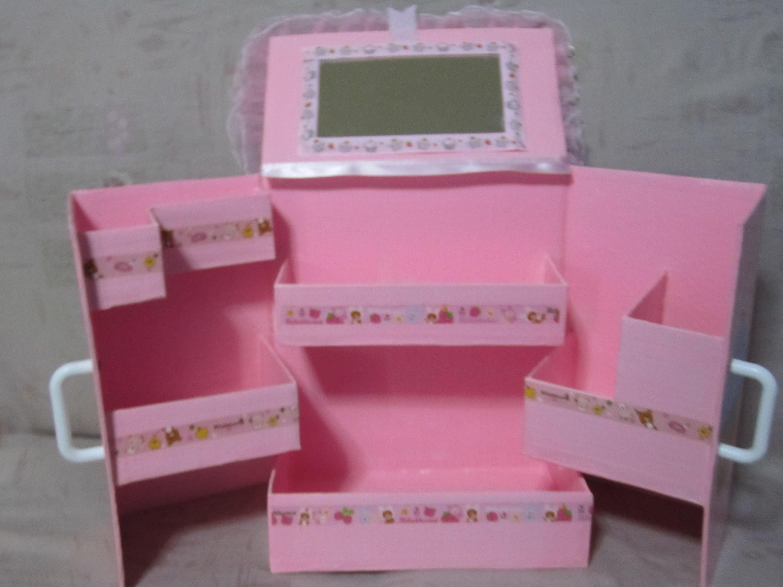 Organizador cupcake parte 1