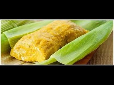 Receta: Humita En Hoja (Maiz) - Silvana Cocina Y Manualidades