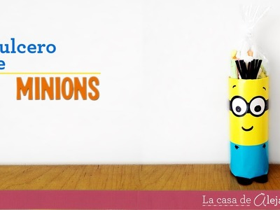 Recuerdo de Minions  - DIY  Minions souvenirs