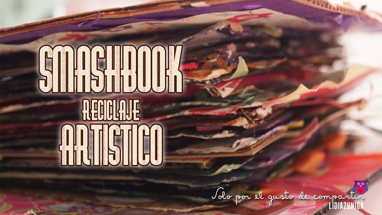Smashbook Artístico Terminado X