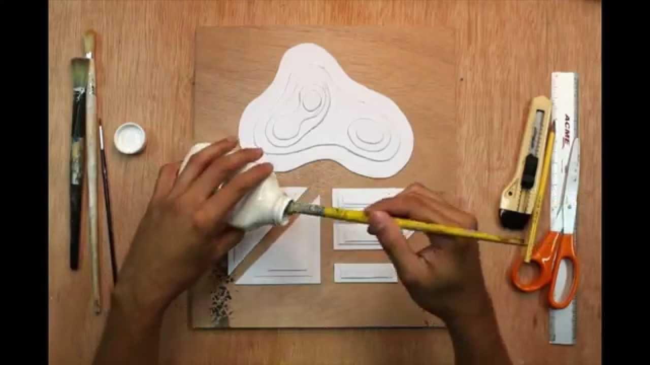 Técnicas artísticas: Relieve