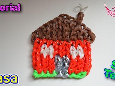 ♥ Tutorial Fácil: Casa de gomitas (sin telar) ♥
