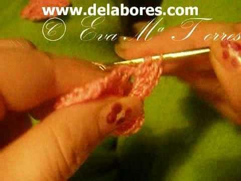 16. collar rosa, parte 3