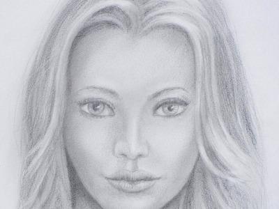 Dibujar una cara realista: cómo dibujar un rostro - Arte Divierte