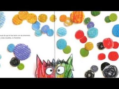 El monstruo de colores - videocuento