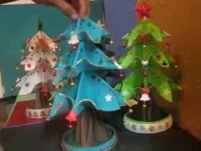 Fabrica Nuevos Arboles Navideños Ecologicos Artfoamicol Foami Gomaeva fofuchos christmas tree