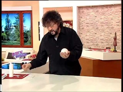 Jorge Rubicce - Bienvenidas TV - Modelado de la Carita (2da parte)