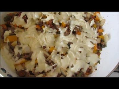 Tacos de Alambre Pa´l hambre