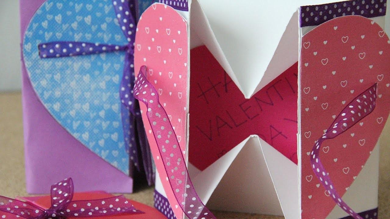 BoxCard para enamorados. ¿Caja o Tarjeta?