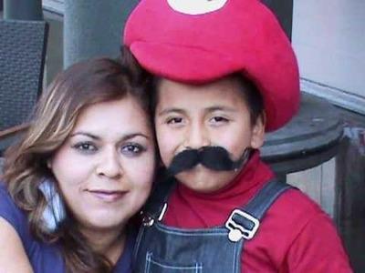 Disfraz de Mario Bros (Samael)