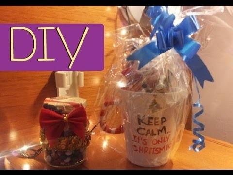 DIY: Regalitos de Navidad. Christmas Gifts