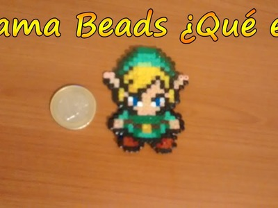 Hama Beads ¿Qué es? -  Link de The Legend of Zelda
