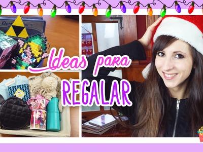 Ideas para REGALAR ♡ Navidad ~ SallyWinther