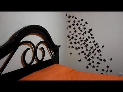 Manualidades con papel decoración de habitaciones decoración con papel