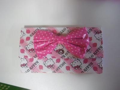Manualidades: Paleta de maquillaje para el bolso- Juancarlos960