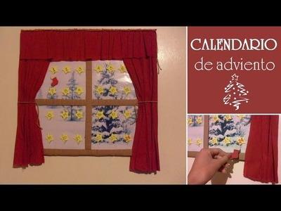 NAVIDAD||Calendario de Adviento | Decoración