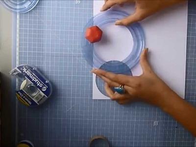 Scrapbooking en Español Episodio 8 Método para organizar cintas scrapbook parte 1