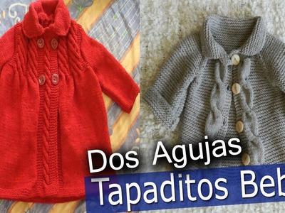 Tapaditos de Bebe - Tejidos En Dos Agujas
